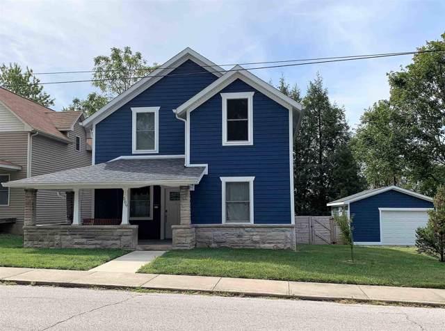 509 W 13th Street, Bloomington, IN 47404 (MLS #201940904) :: Parker Team