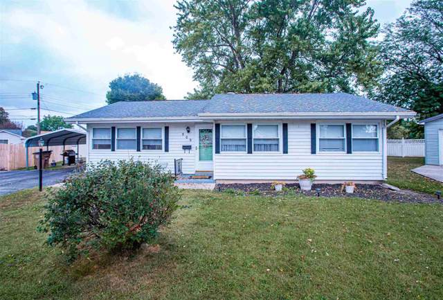 509 Westwood Court, Winchester, IN 47394 (MLS #201941015) :: The ORR Home Selling Team