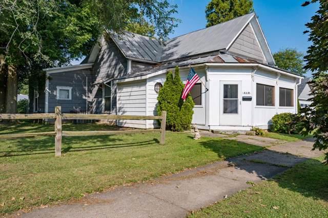 416 N Broadway Street, Albany, IN 47320 (MLS #201941016) :: The ORR Home Selling Team