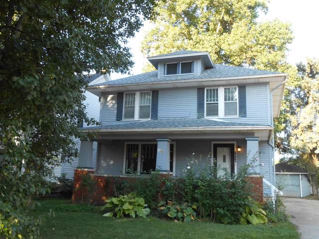 2916 Hoagland Avenue, Fort Wayne, IN 46807 (MLS #201941112) :: The ORR Home Selling Team