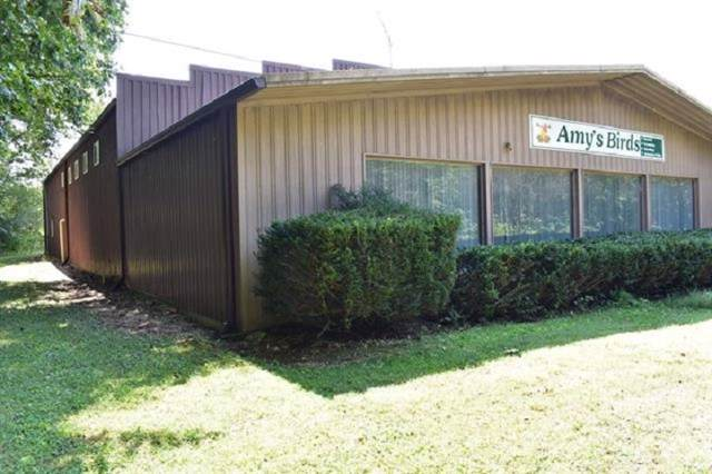 3160 St. Rd. 60 East Highway, Mitchell, IN 47446 (MLS #201941163) :: Parker Team