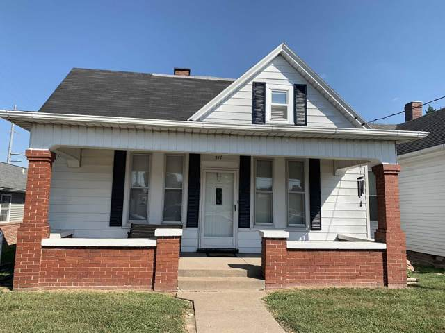 517 N Jackson St., Huntingburg, IN 47542 (MLS #201941166) :: The Dauby Team