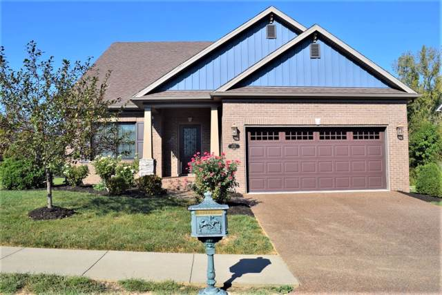 4555 Fieldcrest Place Circle, Newburgh, IN 47630 (MLS #201941167) :: Parker Team