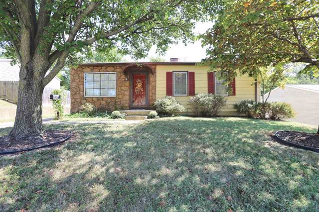 4123 Meadowridge Road, Evansville, IN 47710 (MLS #201941224) :: Parker Team