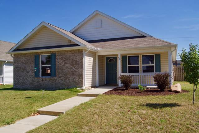 401 N 24th Street, Lafayette, IN 47904 (MLS #201941226) :: Parker Team
