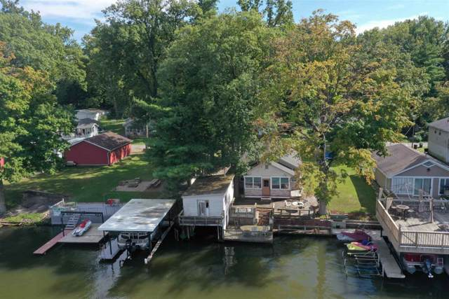 5091 E Shady Point, Monticello, IN 47960 (MLS #201941317) :: The Carole King Team