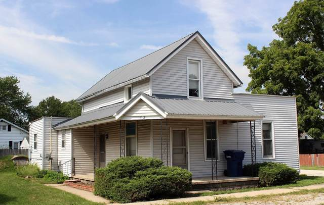 112 N Main Street, Otterbein, IN 47970 (MLS #201941353) :: The Romanski Group - Keller Williams Realty