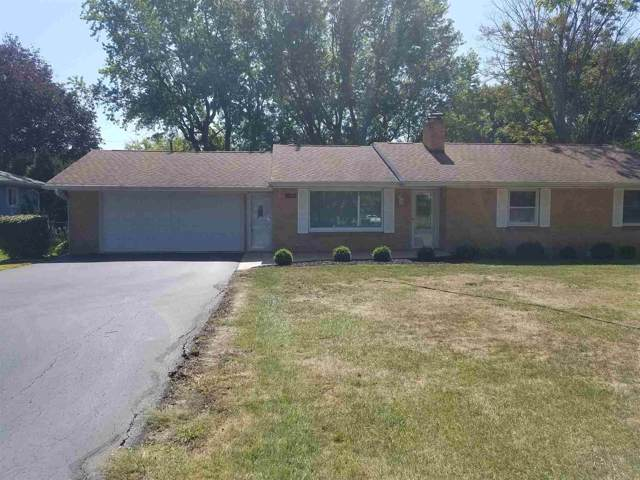 1405 W Chapel Pike Street, Marion, IN 46952 (MLS #201941356) :: The Romanski Group - Keller Williams Realty