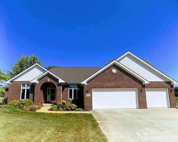 1012 Windy Hill Road, Russiaville, IN 46979 (MLS #201941397) :: The Carole King Team