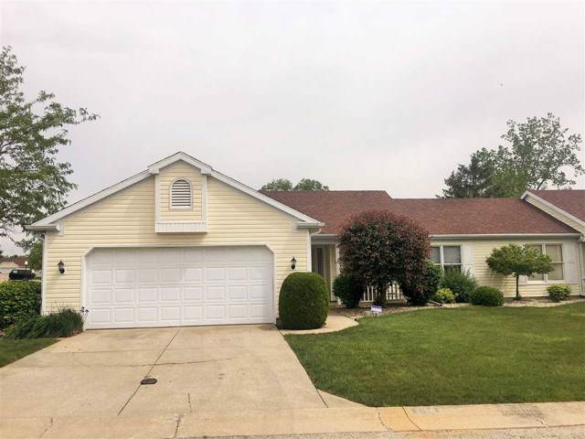 2156 W Woodview Drive, Marion, IN 46952 (MLS #201941400) :: The Dauby Team