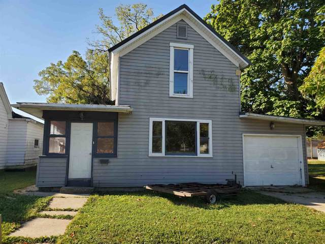 714 E Franklin Street, Hartford City, IN 47348 (MLS #201941477) :: The ORR Home Selling Team