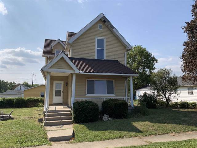 809 N Jefferson Street, Converse, IN 46919 (MLS #201942024) :: The ORR Home Selling Team