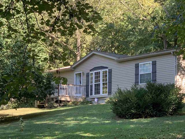 4333 Forest Lake Drive, Boonville, IN 47601 (MLS #201942030) :: The Dauby Team