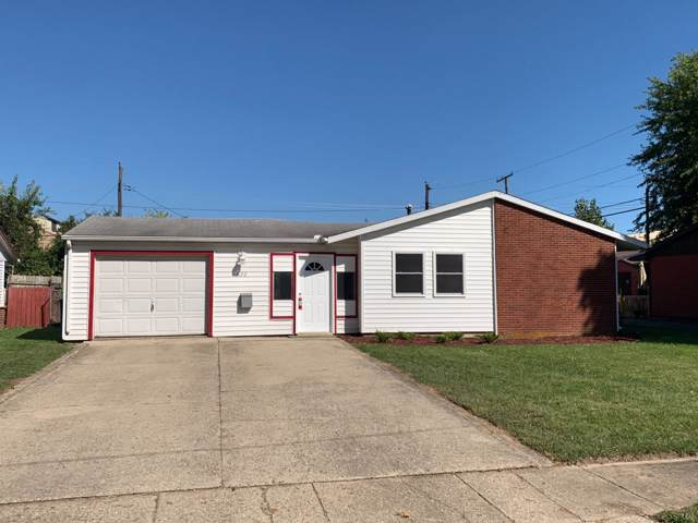 622 N Lancelot Dr, Marion, IN 46952 (MLS #201942353) :: The Carole King Team