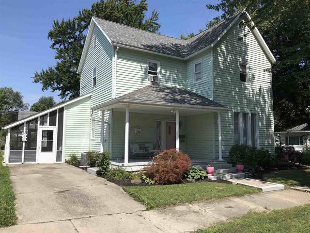 907 N Jefferson, Hartford City, IN 47348 (MLS #201942562) :: The ORR Home Selling Team
