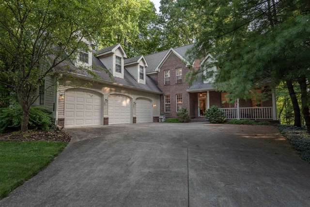 2825 E Pointe Cove Road, Bloomington, IN 47401 (MLS #201943117) :: Anthony REALTORS