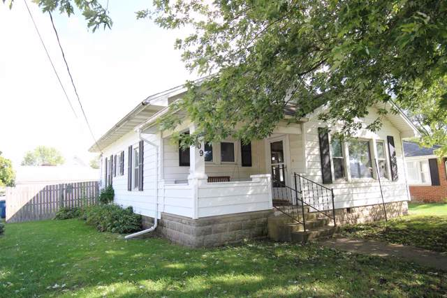 109 N Columbia Street, Otterbein, IN 47970 (MLS #201943193) :: Parker Team