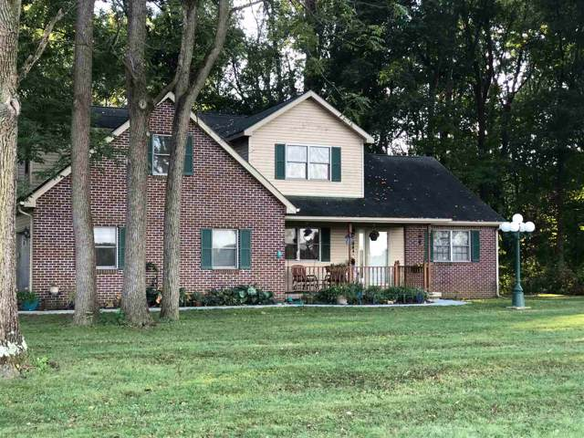4498 E 100 North Road, Flora, IN 46929 (MLS #201943330) :: The Carole King Team