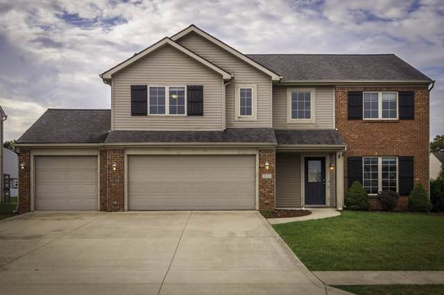 831 Stockwillow Court, Huntertown, IN 46748 (MLS #201943719) :: Select Realty, LLC