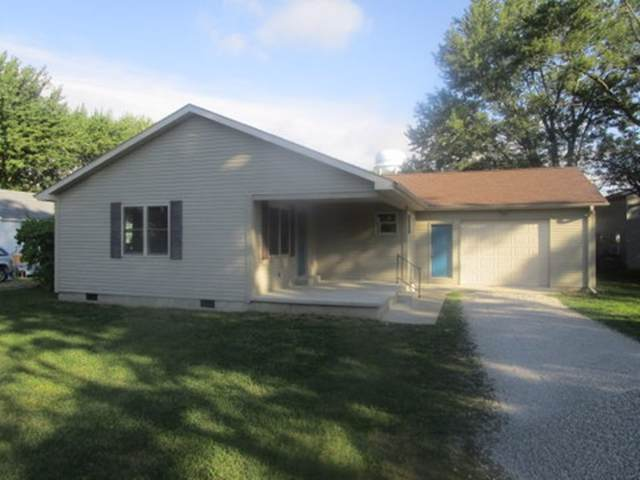 13908 W Daleville Road, Daleville, IN 47334 (MLS #201943798) :: The ORR Home Selling Team