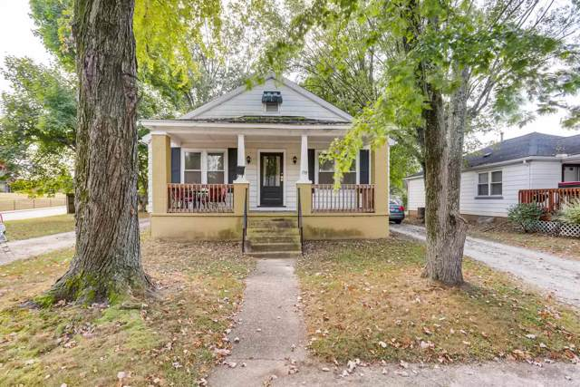 719 E Maple Street, Boonville, IN 47601 (MLS #201943805) :: The Dauby Team