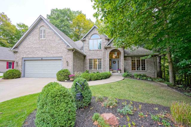 2017 Durkees Run Court, Lafayette, IN 47905 (MLS #201943983) :: The Carole King Team