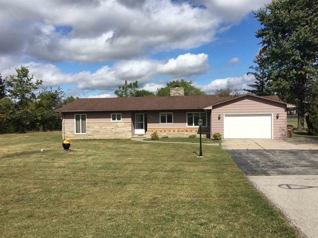 985 E Washington Highway, Winchester, IN 47394 (MLS #201944108) :: The ORR Home Selling Team