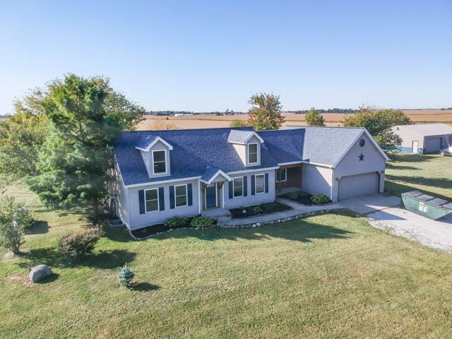 8685 W 1050 North, Wingate, IN 47994 (MLS #201944442) :: The Romanski Group - Keller Williams Realty