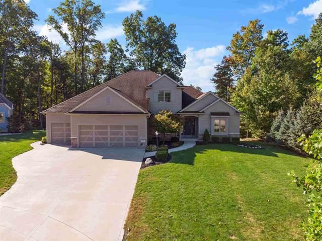 310 Creekside Court, Huntertown, IN 46748 (MLS #201944685) :: Select Realty, LLC