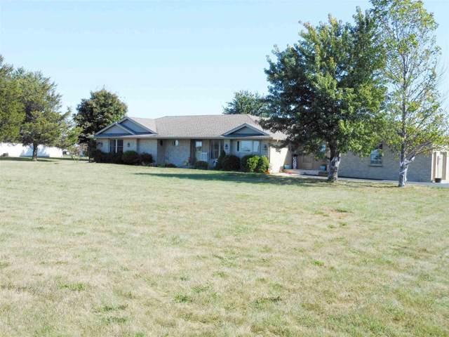 6299 N 200 WEST, Sharpsville, IN 46968 (MLS #201945261) :: The Romanski Group - Keller Williams Realty