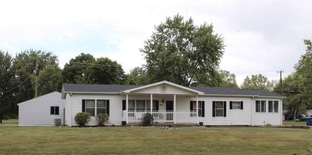 1702 W 9th Street, Marion, IN 46953 (MLS #201945356) :: The Romanski Group - Keller Williams Realty
