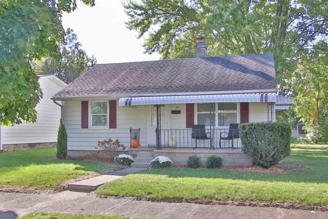 421 W Jefferson Street, Monticello, IN 47960 (MLS #201945458) :: The Carole King Team