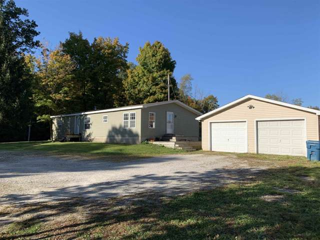 3752 W Division Road, Peru, IN 46970 (MLS #201945470) :: The Carole King Team