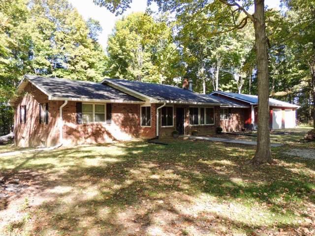 1087 N County Rd 700 W, Frankfort, IN 46041 (MLS #201945471) :: The Romanski Group - Keller Williams Realty