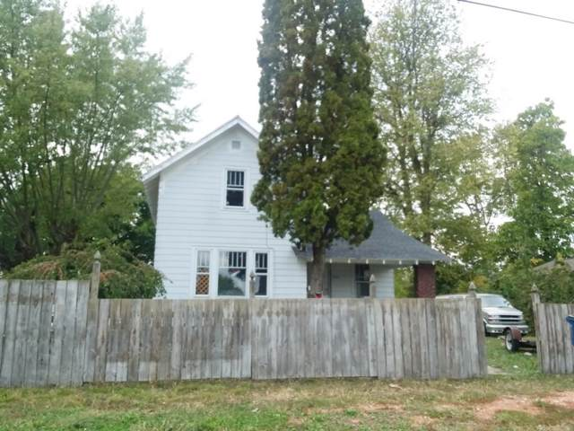 1222 S Maple Street, Marion, IN 46953 (MLS #201945683) :: The Romanski Group - Keller Williams Realty