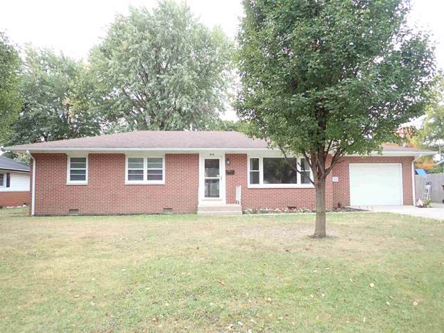 616 E North D Street, Gas City, IN 46953 (MLS #201945775) :: The Carole King Team