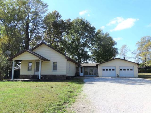 4817 S 1025 E Road, Oakland City, IN 47660 (MLS #201946004) :: The Dauby Team
