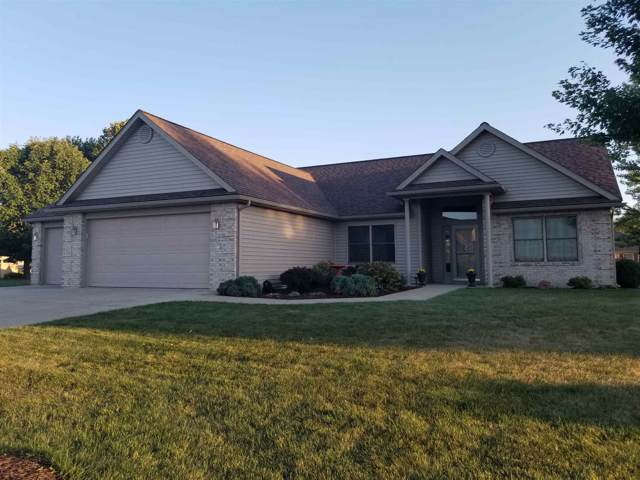 220 Vanmalson Drive, Warren, IN 46792 (MLS #201946010) :: TEAM Tamara
