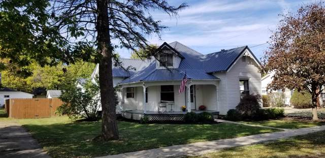 120 Elm Street, Mulberry, IN 46058 (MLS #201946060) :: The Carole King Team