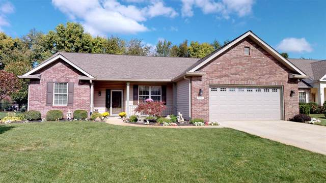 38 Canyon Creek Circle, Lafayette, IN 47909 (MLS #201946064) :: The Romanski Group - Keller Williams Realty