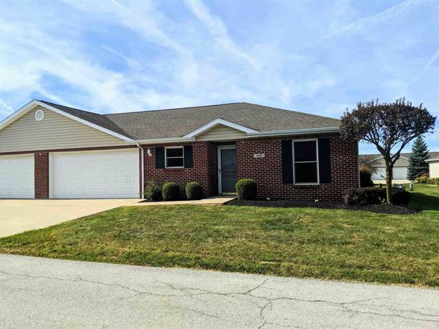106 Gardenview Drive, Winchester, IN 47394 (MLS #201946086) :: Parker Team