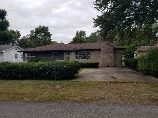 210 S West Street, Bunker Hill, IN 46914 (MLS #201946092) :: The Carole King Team
