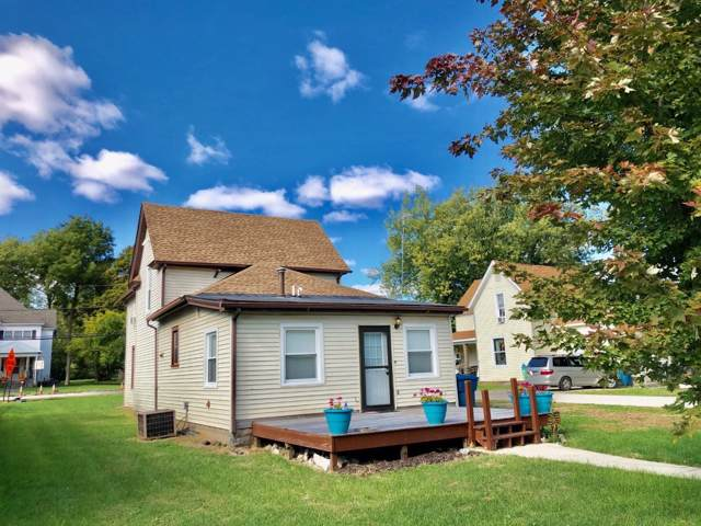 501 S Main Street, Otterbein, IN 47970 (MLS #201946100) :: The Carole King Team