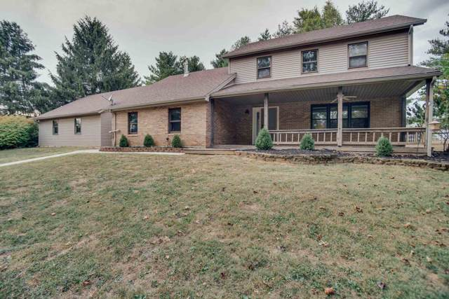 2267 Us Hwy 50 E, Bedford, IN 47421 (MLS #201946169) :: The ORR Home Selling Team