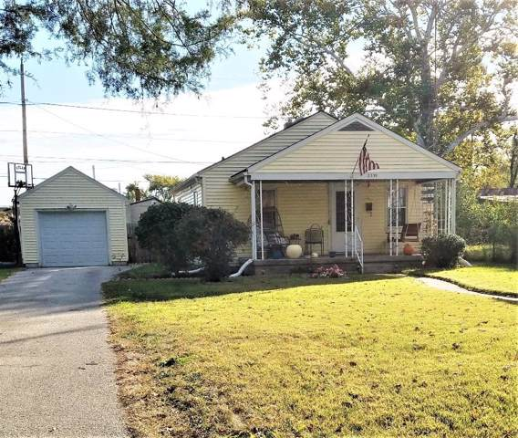 2359 N 25th Street, Lafayette, IN 47904 (MLS #201946175) :: The ORR Home Selling Team