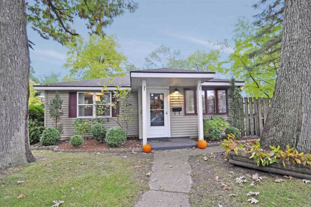 2210 Inglewood Place, South Bend, IN 46616 (MLS #201946311) :: Parker Team