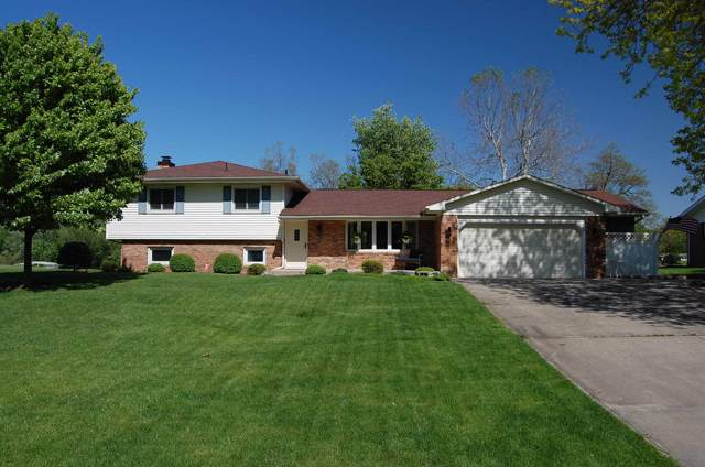 55906 Channel View Drive, Elkhart, IN 46516 (MLS #201946374) :: Parker Team