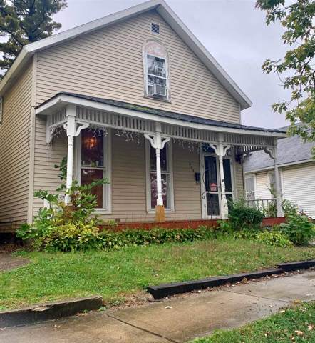 905 North 10th Street, Lafayette, IN 47904 (MLS #201946397) :: Parker Team