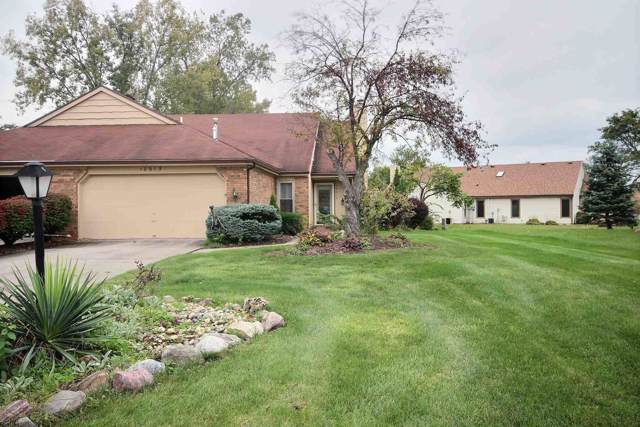 10615 Wild Flower Place, Fort Wayne, IN 46845 (MLS #201946460) :: Parker Team