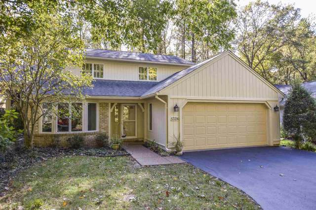1324 Timberlake Lane, Evansville, IN 47710 (MLS #201946577) :: The Dauby Team